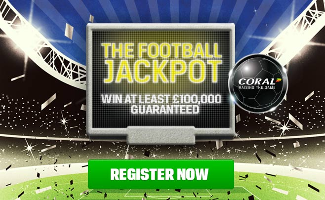 This week's Coral Football Jackpot Tips & Predictions | BetAndSkill